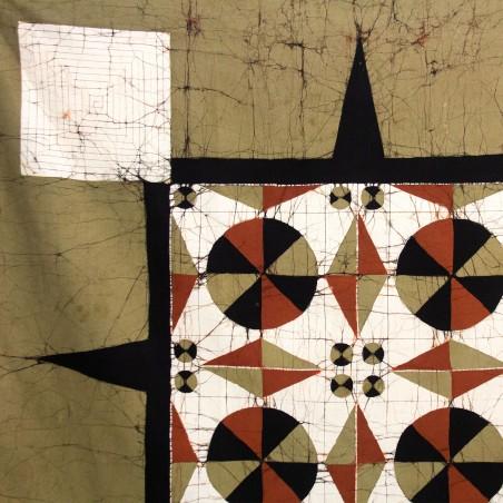 Khaki Square Tablecloth
